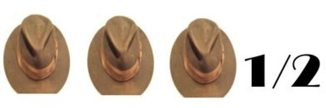 3.5 hats
