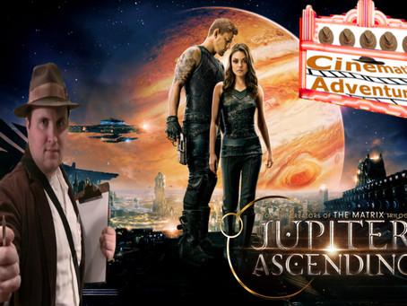 Cinematic Adventures: Jupiter A Space Melodrama