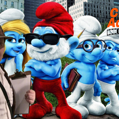 Cinematic Adventures: Smurfing Adventure
