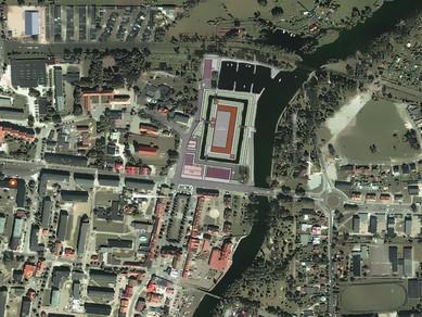 Rewitalizacja strefy historycznej - Zamek Pisz