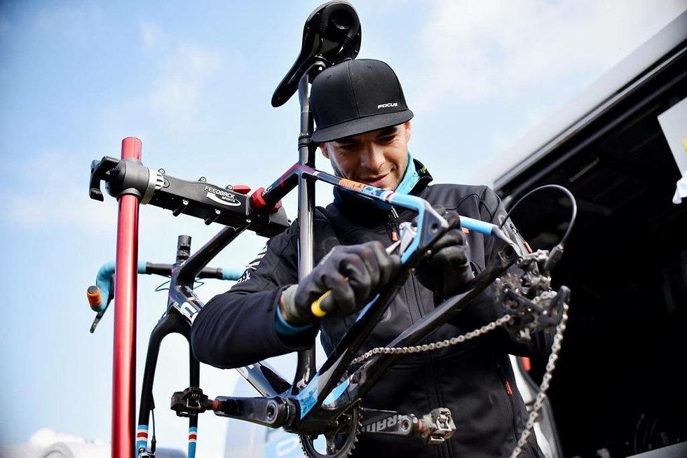 Zweiradmechaniker finden leicht gemacht
