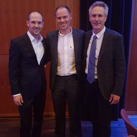 Velobiz Summit und sailfish Nacht ODER: Als Mark Allen das ultimative IronmanSieg-Geheimnis lüftete