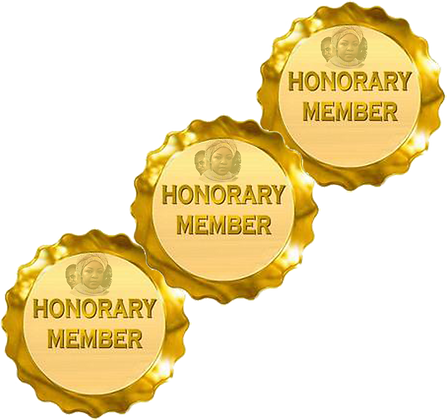 3 Stars Honorary Donor