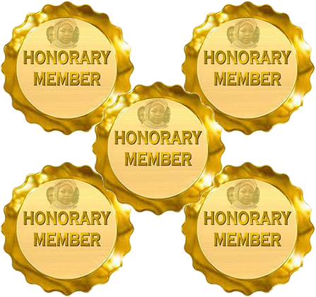 5 Stars Honorary Donor