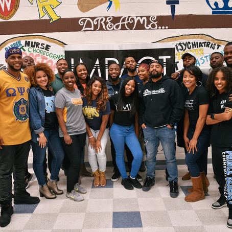 "3rd Annual IMPACT Panel: ""DMV's Top 20 in their 20s"" at Dr. Henry Wise Jr. High School"