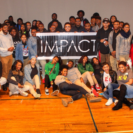 IMPACTdmv Present's IMPACT Career Prep at Suitland High School