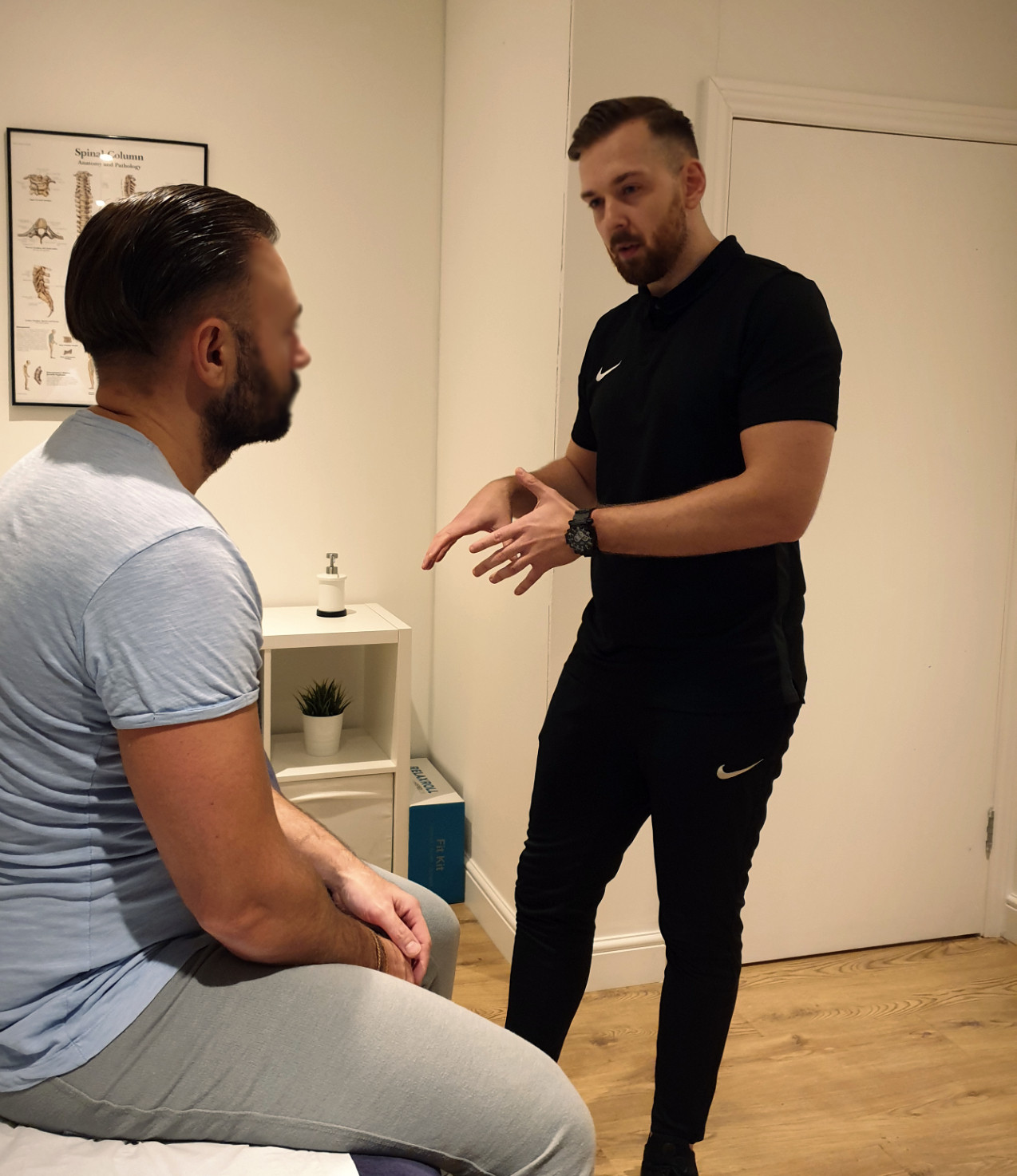 Sports Therapy Consultation