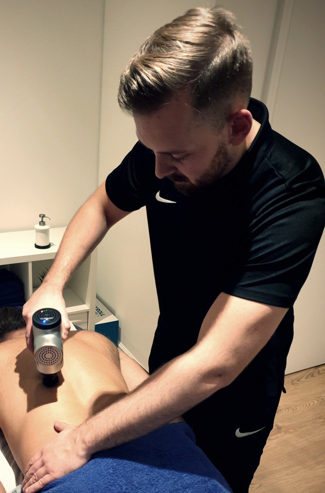 Sports Therapy Treatment