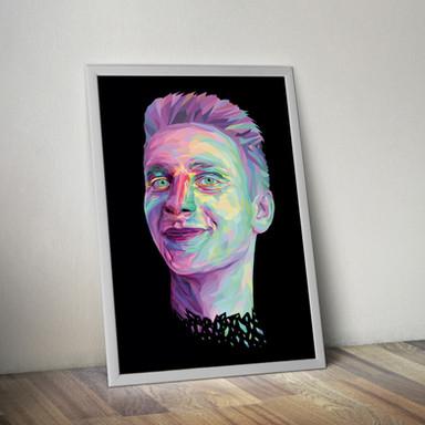 Self poster // Illustration