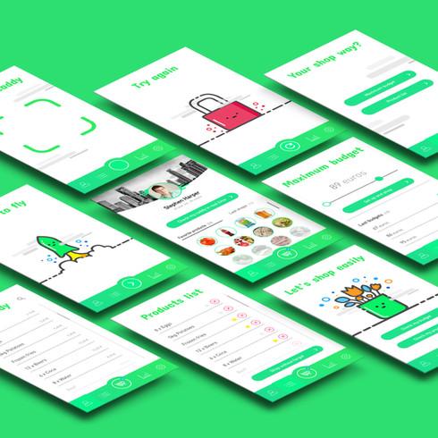 Swiftly // UX/UI App design