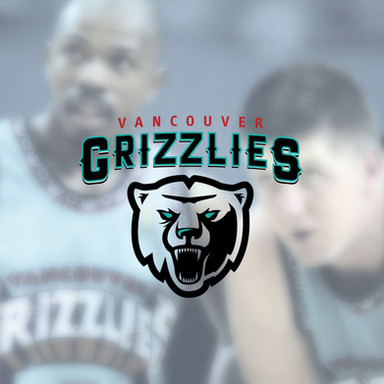 Grizzlies Vancouver logo // Rebranding Design