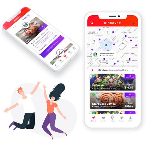 MealBox app // UX/UI/Product Design