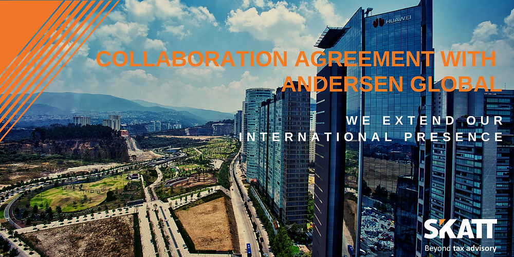 Collaboration Agreement with Andersen Global