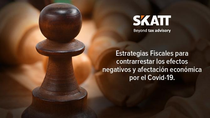 """Webinar """"Estrategias Fiscales para contrarrestar los efectos del COVID-19"""""""