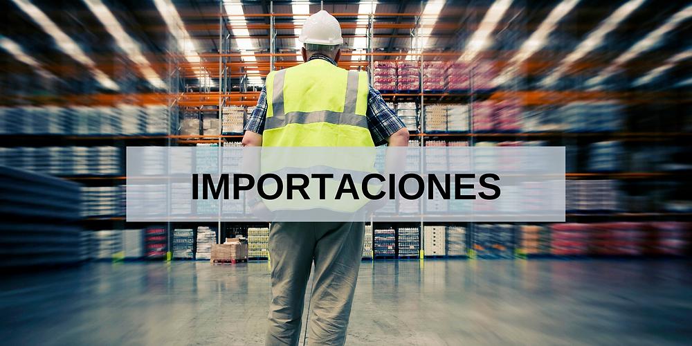 Suspensión de plazos en importaciones