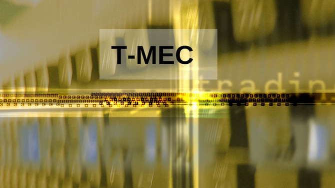 T-MEC - Representatives of Mexico, the United States and Canada sign modified text of the Free Trade
