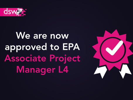 New Standard Approved - Associate Project Manager