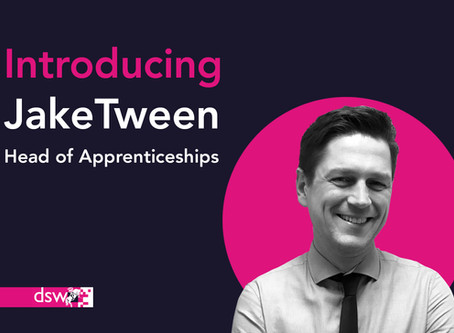 Introducing DSW's new head of Apprenticeships