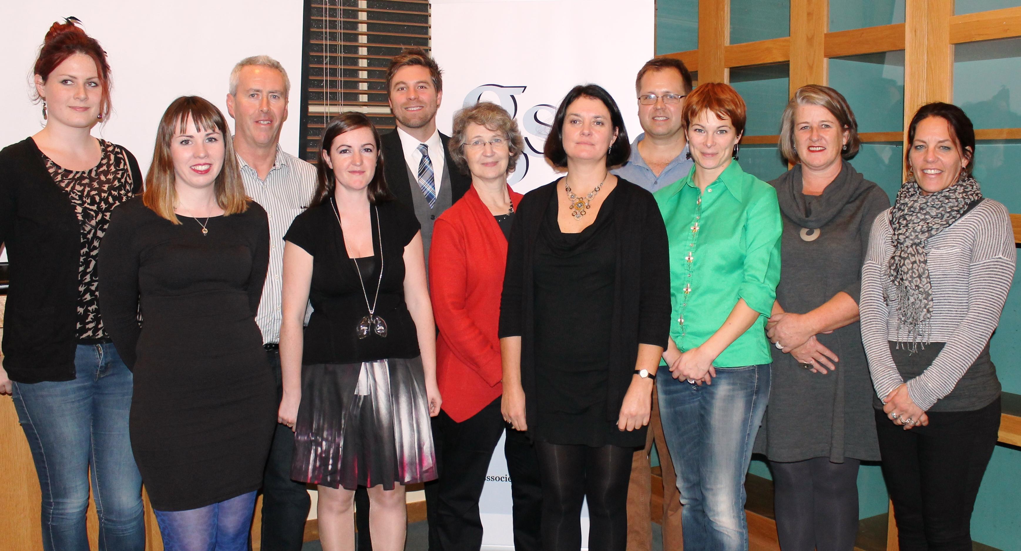 Artists Board Members