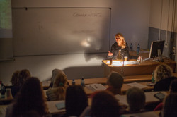 Speaker at Orientate, 2013