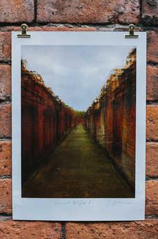 'Liminal (ii)' Giclée print on Epson Matte Archival paper, 1/10. Jonathan Brennan   Photo Credit: Neal Campbell