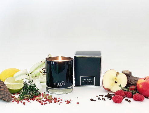 Late Night - Dark Noir Fragranced Candle
