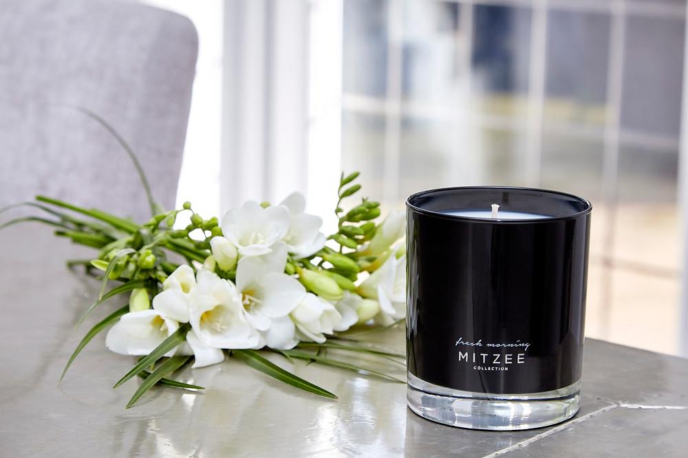 Eco Friendly Luxury Fragranced Candle