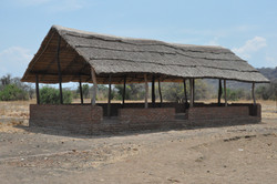 New outdoor shelter