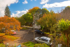 View of Oaklands Road from Upstairs