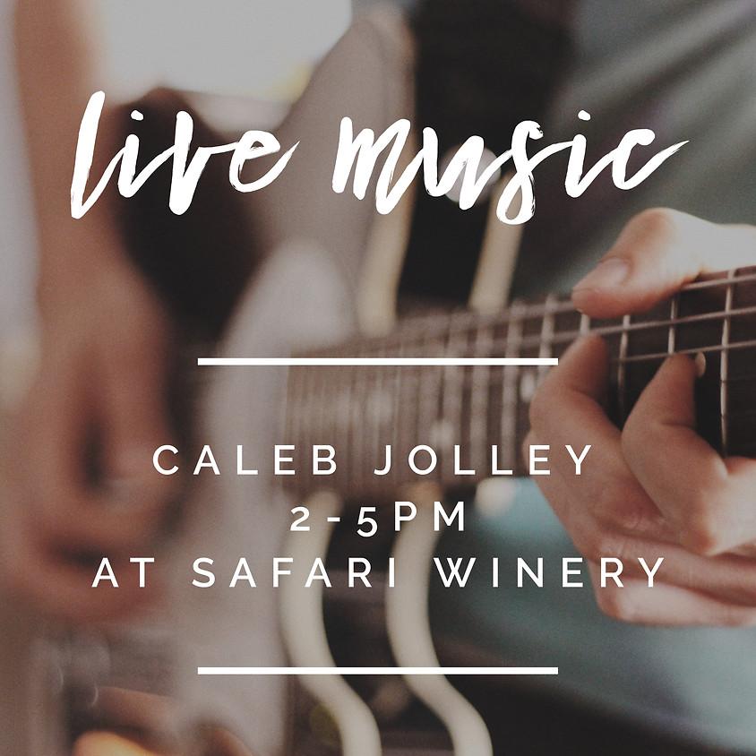 Caleb Jolley