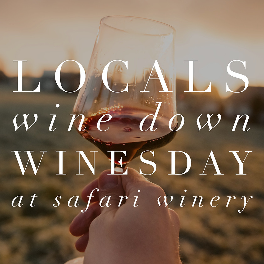 Locals Winesday