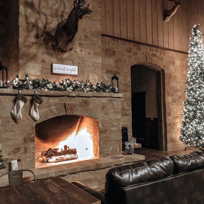 Safari Christmas Wine Club Pick-Up Party