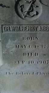 William H Abbit Headstone.jpg