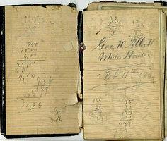 Capt George W Abbitt Diary 1863-64.jpg
