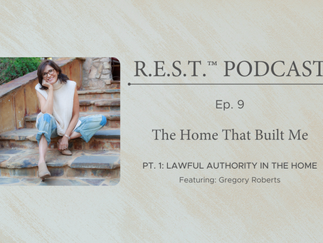 Ep. 9 - The Home That Built Me Pt. 1