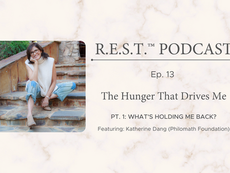 Ep. 13 - The Hunger That Drives Me Pt. 1