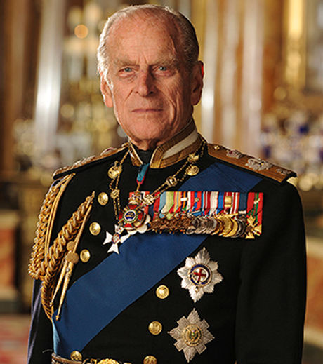 HRH The Duke of Edinburgh for online use