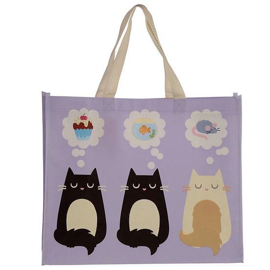Feline Fine shopping bag