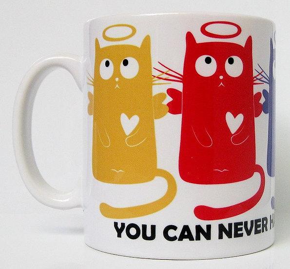 Candy Cats mug