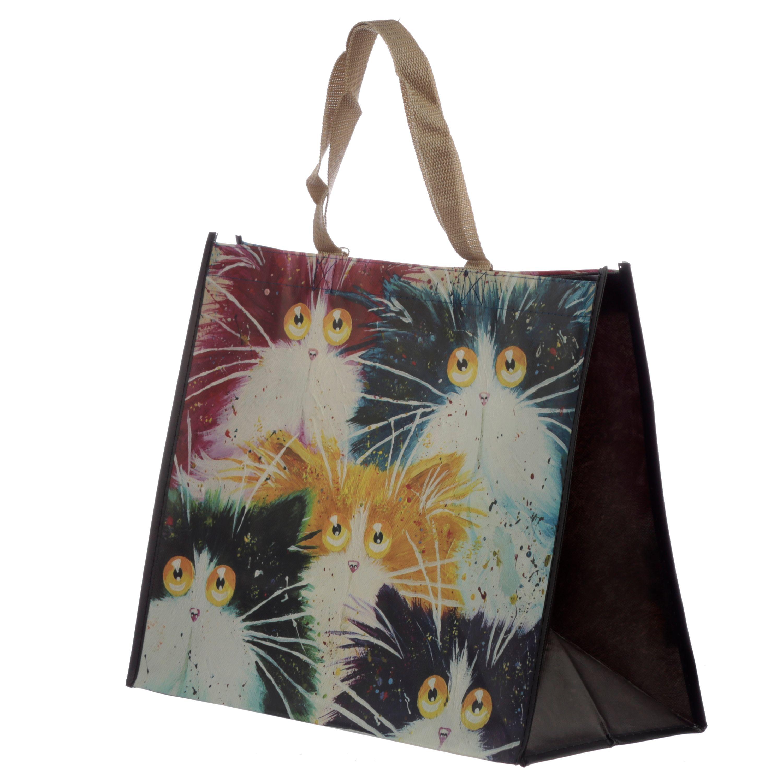 Kim Haskins shopping bag