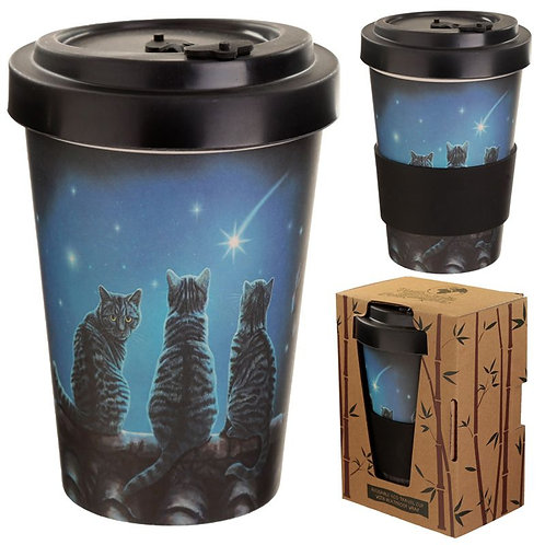 Lisa Parker 'Wish upon a Star' travel mug