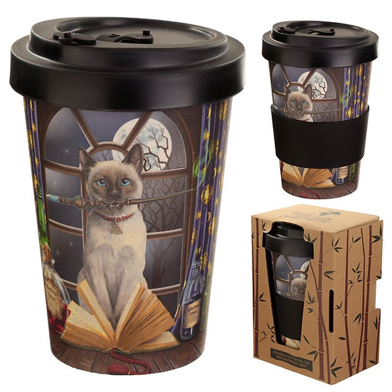 Lisa Parker 'Hocus Pocus' travel mug