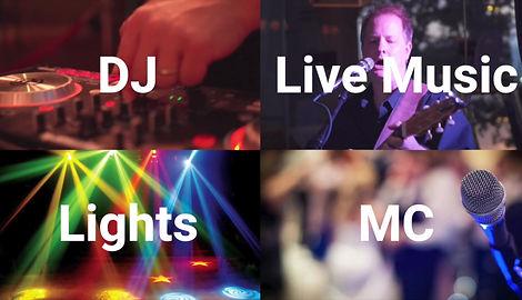 Greg Luce Music - wedding dj near me - Live Music - Lights - MC