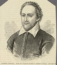 Richard Burbage (1568-1619)