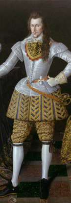 Henry Wriothesley (1573-1624)