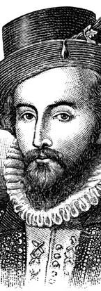Sir Walter Raleigh (1552-1618)