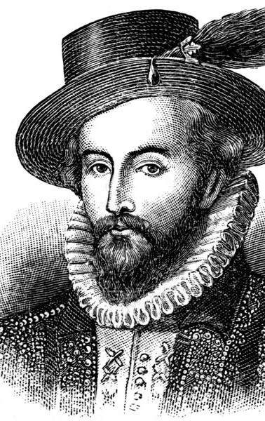 Sir Walter Raleigh (1552-1618)