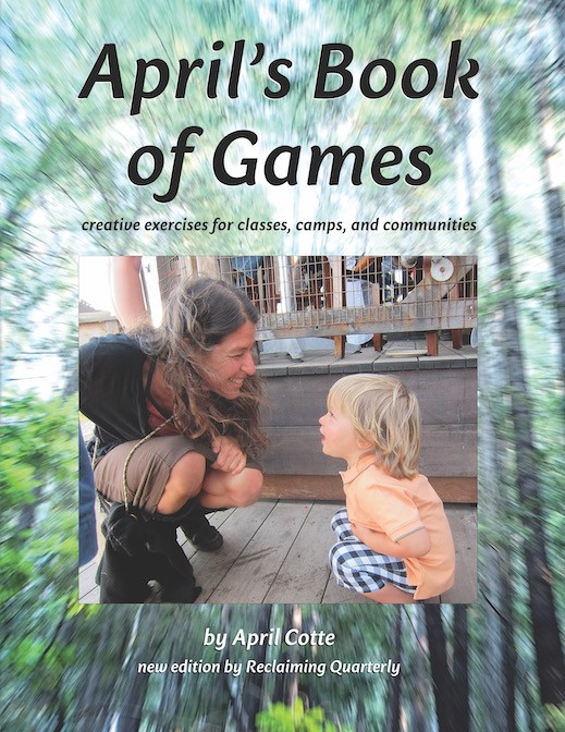 April's Book of Games - new edition!
