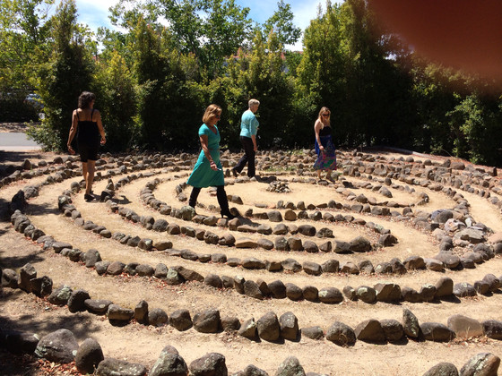 Labyrinths: Reflections & Practices