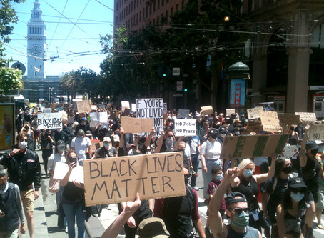 Black Lives Matter - Juneteenth San Francisco